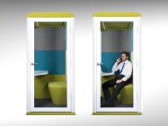Micro Office - cabine acoustique de bureau