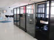 S-Line room - acoustic partition system